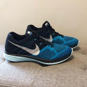 Brand New Nike Flyknit Lunar 3 size 11